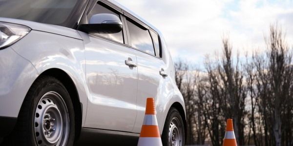 Driving Test Cone