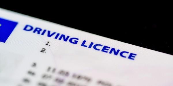 can i reapply for my driving licence online after a ban